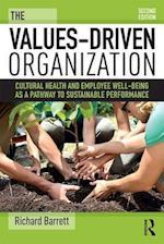 The Values-Driven Organization af Richard Barrett