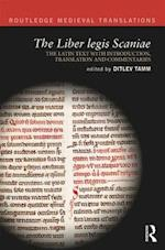 The Liber legis Scaniae (Routledge Medieval Translations)