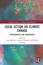 Local Action on Climate Change (Routledge Advances in Climate Change Research)