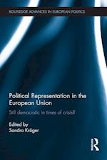 Political Representation in the European Union af Sandra Kroger