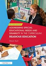 Addressing Special Educational Needs and Disability in the Curriculum: Religious Education (Addressing Send in the Curriculum)