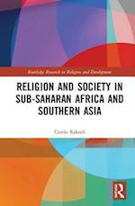 Religion, States and Societies in Africa and Asia (Routledge Research in Religion and Development)