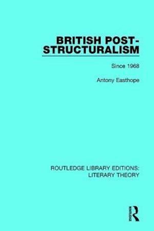 British Post-Structuralism