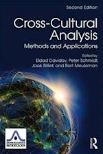 Cross-Cultural Analysis (European Association of Methodology Series)