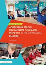 Addressing Special Educational Needs and Disability in the Curriculum: English (Addressing Send in the Curriculum)