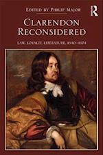 Clarendon Reconsidered