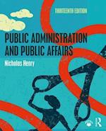Public Administration and Public Affairs