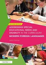 Addressing Special Educational Needs and Disability in the Curriculum: Modern Foreign Languages (Addressing Send in the Curriculum)