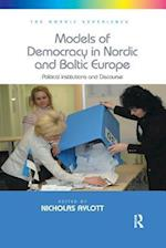Models of Democracy in Nordic and Baltic Europe