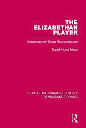 Bog, hardback Routledge Library Editions: Renaissance Drama af Various