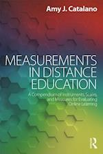 Measurements in Distance Education