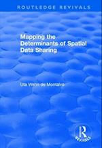 Mapping the Determinants of Spatial Data Sharing
