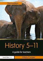 History 5-11 (Primary 5 11 Series)