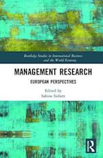Management Research (Routledge Studies in International Business and the World Economy)