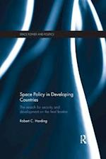 Space Policy in Developing Countries