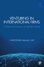 Venturing in International Firms
