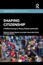 Shaping Citizenship af Claudia Wiesner