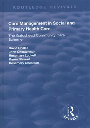 Care Management in Social and Primary Health Care