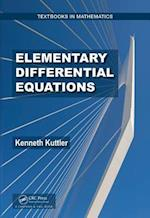Elementary Differential Equations (Textbooks in Mathematics)