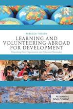 Learning and Volunteering Abroad for Development (Rethinking Development)