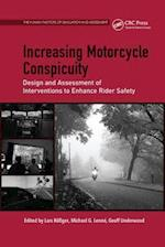 Increasing Motorcycle Conspicuity (Human Factors of Simulation and Assessment Series)