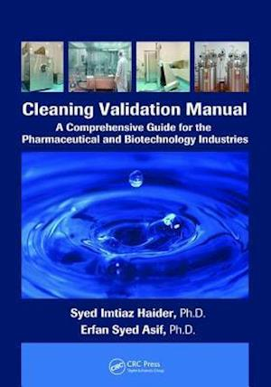 Bog, paperback Cleaning Validation Manual af Syed Imtiaz Haider