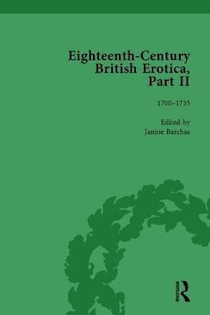 Eighteenth-Century British Erotica, Part II vol 1
