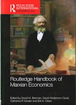 Routledge Handbook of Marxian Economics (Routledge International Handbooks)