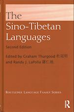 The Sino-Tibetan Languages (Routledge Language Family Series)
