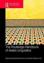 The Routledge Handbook of Arabic Linguistics (Routledge Language Handbooks)