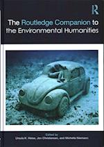 The Routledge Companion to the Environmental Humanities (Routledge Literature Companions)