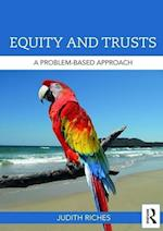 Equity and Trusts (Problem Based Learning)