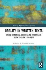 Orality in Written Texts (Routledge Applied Corpus Linguistics)