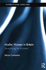Muslim Women in Britain af Sariya Cheruvallil-Contractor