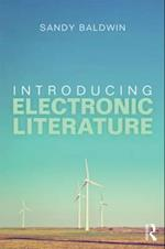 Introducing Electronic Literature