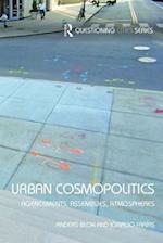 Urban Cosmopolitics (Questioning Cities)
