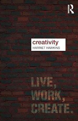 Bog, paperback Creativity af Harriet Hawkins