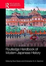 Routledge Handbook of Modern Japanese History