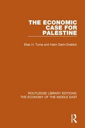 Bog, paperback The Economic Case for Palestine af Elias H. Tuma