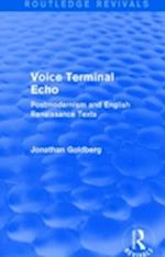 Voice Terminal Echo (Routledge Revivals)