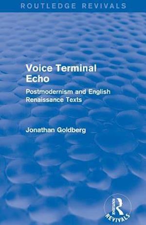 Voice Terminal Echo