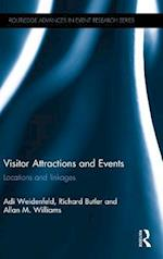 Visitor Attractions and Events (Routledge Advances in Event Research)