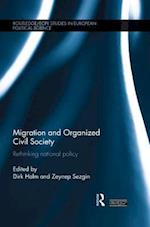 Migration and Organized Civil Society af Dirk Halm