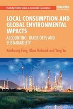 Local Consumption and Global Environmental Impacts (Routledge SCORAI Studies in Sustainable Consumption)