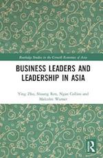Management Leadership Challenges in Asia (Routledge Studies in the Growth Economies of Asia)