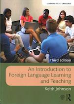 An Introduction to Foreign Language Learning and Teaching (Learning About Language)