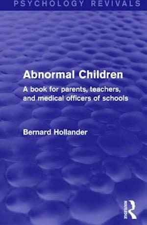 Abnormal Children
