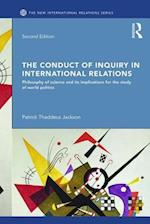 The Conduct of Inquiry in International Relations (The New International Relations)