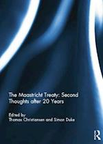 The Maastricht Treaty: Second Thoughts after 20 Years (Journal of European Integration Special Issues)