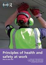 Principles of Health and Safety at Work af Allan St John Holt
